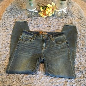 Kut from the Kloth Connie Ankle Skinny Jeans Sz 4